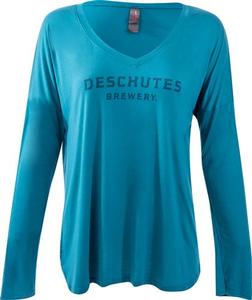 Women's Deschutes Brewery Bend Long Sleeve T-Shirt