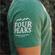 Four Peaks Hop Knot Tee image 2