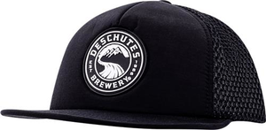 Deschutes Brewery Floating Rubber Patch Trucker Hat