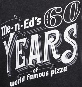 Women's Me-n-Ed's 60th Anniversary Tank