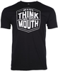 Me-n-Ed's Think With Your Mouth Unisex Tee image 1