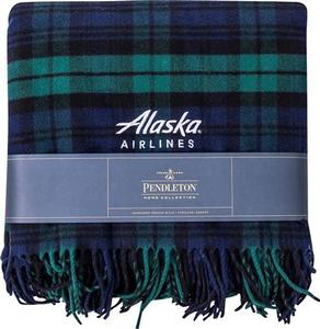 Alaska Airlines Pendleton Blanket