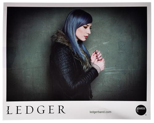 "Ledger 8"" x 10"" Photo"