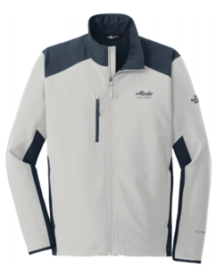 Unisex Alaska Airlines The North Face Soft Shell Jacket