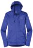 Alaska Airlines Jacket Ladies Nike Fleece with Hood image 1