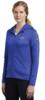 Alaska Airlines Jacket Ladies Nike Fleece with Hood image 5