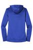 Alaska Airlines Jacket Ladies Nike Fleece with Hood image 2