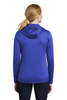 Alaska Airlines Jacket Ladies Nike Fleece with Hood image 4