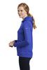 Alaska Airlines Jacket Ladies Nike Fleece with Hood image 3