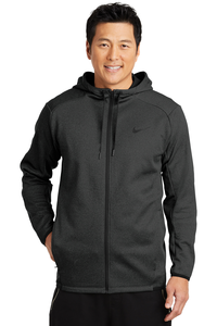 Unisex Alaska Airlines Nike Fleece Full-Zip Hoodie