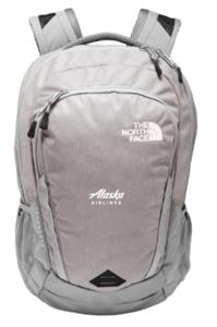 Alaska Airlines North Face Backpack