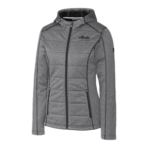 Women's Alaska Airlines Quilted Altitude Jacket