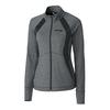 Horizon Air Jacket Ladies Cutter and Buck Shoreline Full Zip  image 1