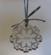 Alaska Airlines Snowflake Ornament image 1