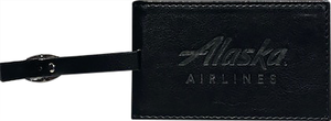 Alaska Airlines Bag Tag