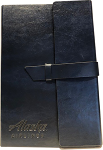 Alaska Airlines Refillable Notebook