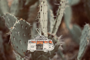Wild Tribute Van Ornament