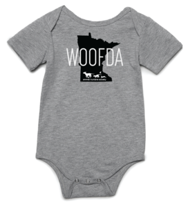 Youth Bella + Canvas Infant Jersey Short-Sleeve One-Piece