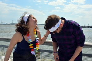 Unisex Rainbow Bandana (Pack of 10)