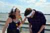 Unisex Rainbow Bandana (Pack of 10) image 3