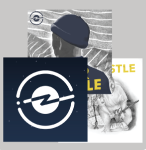 Ear Hustle Sticker Pack