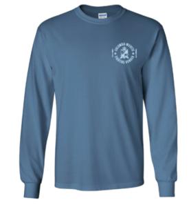 Unisex Gildan 100% Ultra Cotton Long Sleeve T-Shirt