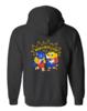 Unisex District® Concert Fleece™ Full-Zip Hoodie image 2