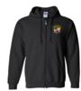 Unisex Gildan Heavy Blend Full-Zip Hooded Sweatshirt image 1