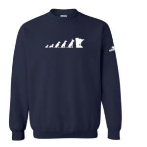 Unisex Gildan Heavy Blend™ 8 oz Crewneck Sweatshirt
