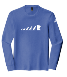 Unisex District® Perfect Tri® Long Sleeve Tee